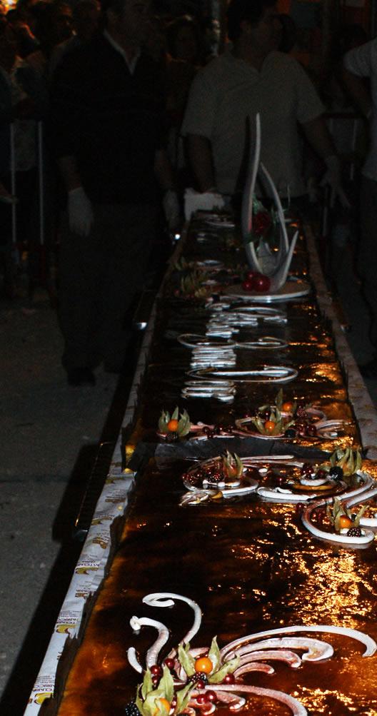 bolo aniversário feira festa 2012-2
